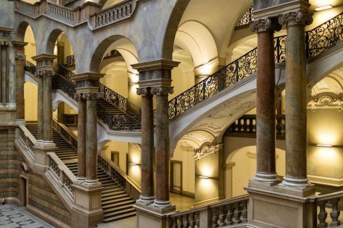 Monaco - Palazzo di Giustizia